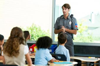 What Does a School Resource Officer Do?