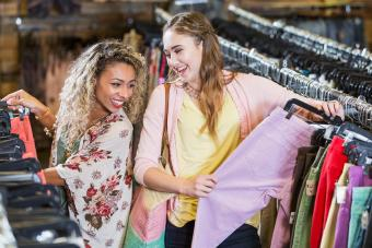 Finding Tall Teen Clothing