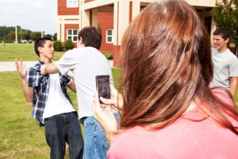 Strategies for Dealing With Teen Bullying