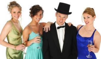 Choosing a Prom Tuxedo