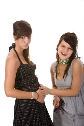 Pregnant Teenagers Face Life Changes