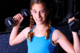 Weightlifting for Teenagers