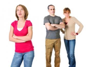 Disrespectful Behavior of Teenage Daughters