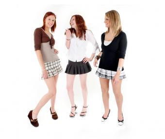 Gallery of Mini Skirt Style Ideas