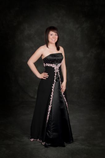 Corset Prom Dresses