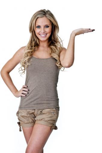 Teen Short Shorts Style Tips