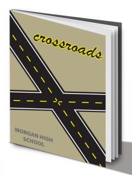 High School Yearbook Theme 2 crossroads