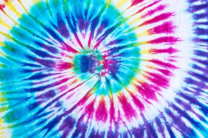 Tie Dye Sheet Set