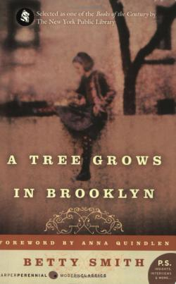 A Tree Grows in Brooklyn Book