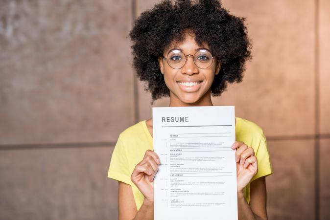teen job seeker