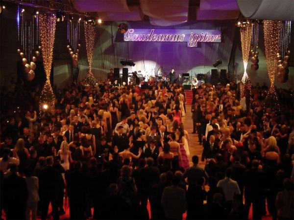 prom venue