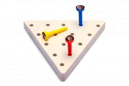 Personalised Peg game