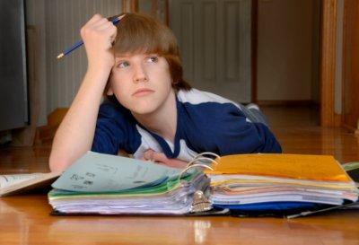 Homework help for teenagers