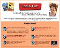 Annie Fox sheet with ways to ask out a girl or guy