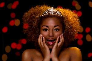 Teen Homecoming queen.
