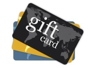 Teen gift cards