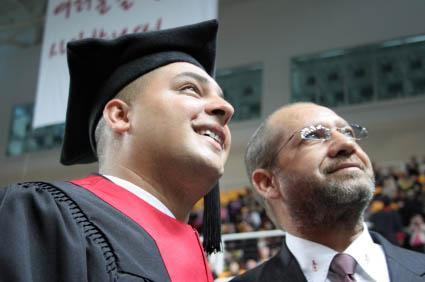Write a memorable graduation speech.