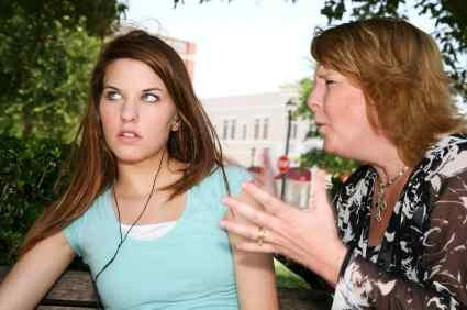 Feel like your stepdaughter isn't listening?