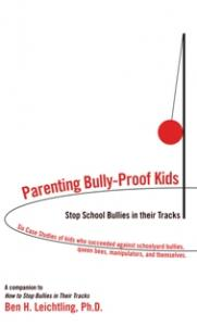 Parenting Bully Proof Kids