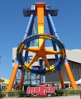 maXair - Cedar Point