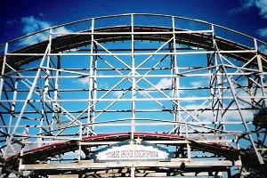 History of the Roller Coaster