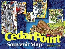 Cedar Point Map