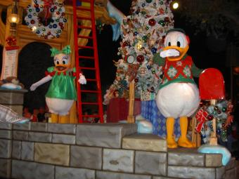 Disney Vacation for Christmas
