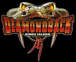 Diamondback at Kings Island
