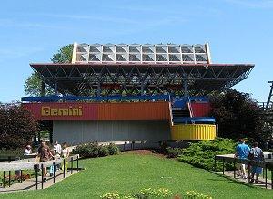 Cedar Point Gemini