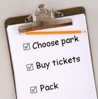 Tips for Planning a Theme Park Getaway