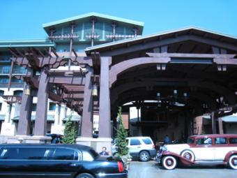 Hotels at Disneyland