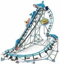 Shark Run KNex Coaster