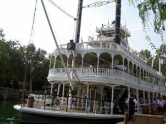 Names of Rides in Disneyland