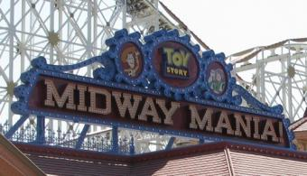 Toy Story Midway Mania Facts