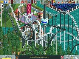 Play Roller Coaster Tycoon