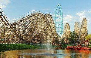 Summer Theme Park Jobs