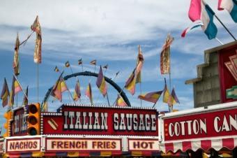 Amusement Park Food