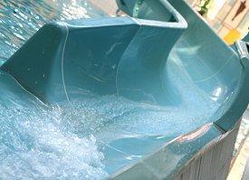 Water Slide Oops