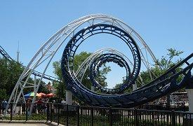 Pictures of Cedar Point Roller Coasters