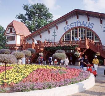 Busch Gardens Williamsburg Pictures