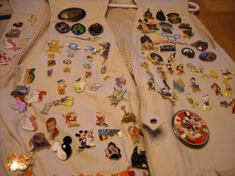 Disney Collector Pins