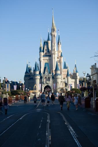 Walt Disney World Resort's Magic Kingdom