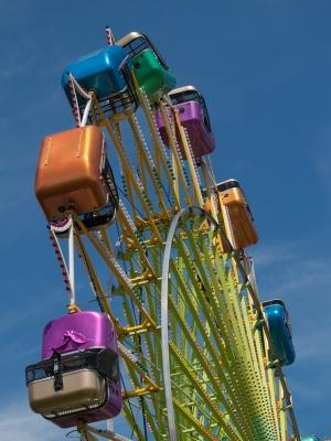 Best Theme Park in Britain