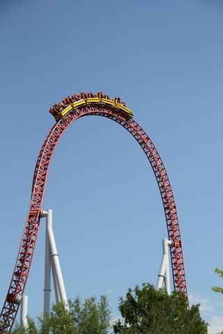 Storm Runner Coaster at Hersheypark