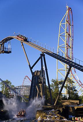 Top Midwest Amusement Parks