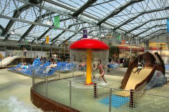 Indoor Water Parks in Texas