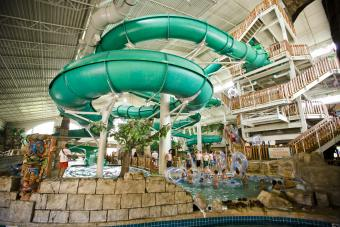 Mt Olympus Water and Theme Park