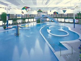 Indoor Water Parks in Michigan
