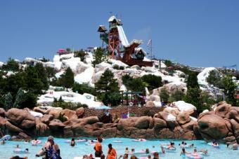 Blizzard Beach at Disney World; © Alena Sivyi | Dreamstime.com