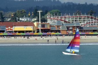 Theme Parks in California